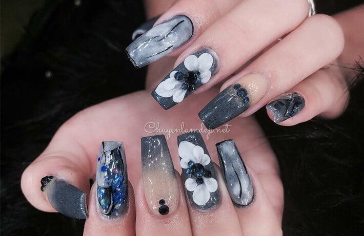 TOP 15+ mẫu nail dành cho móng ngắn cho cô nàng cá tính