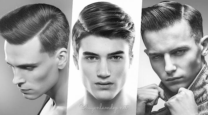 Top 18+ Tất tần tật về kiểu tóc Side Part cho nam giới